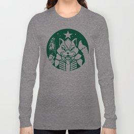 Starfox Coffee Long Sleeve T-shirt