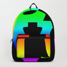Georgia Pride USA State Love Map Backpack