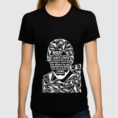 Oscar Grant - Black Lives Matter - Series - Black Voices Black Womens Fitted Tee LARGE