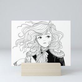 Tammy Wurtherington Freedom Fighter Mini Art Print