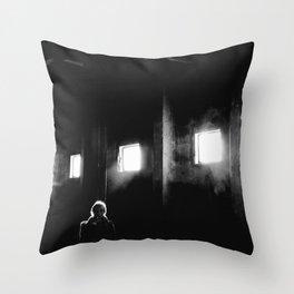 Urban Adventure Throw Pillow