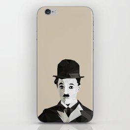 Chaplin Scomposition iPhone Skin