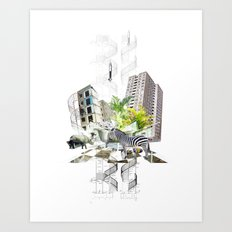 ZEB Art Print