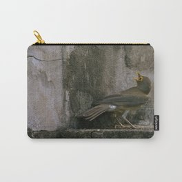 Big Eyed Grieve Carry-All Pouch
