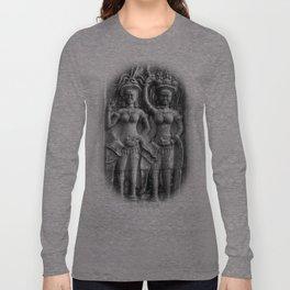 Cambodian Erotic Goddesses Long Sleeve T-shirt