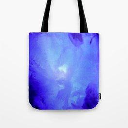 Textures (Blue version) Tote Bag
