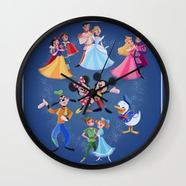 Take the Dream with you Wall Clock