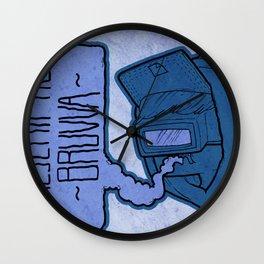 Prescription Bruvva  Wall Clock