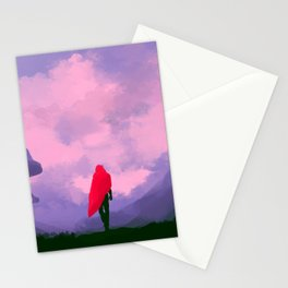 Anomaly in Hue Stationery Cards