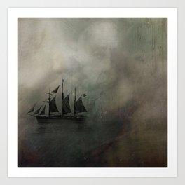 Framundsen Art Print