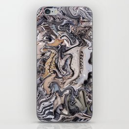 AND THE WALLS...kept tumbling down iPhone Skin