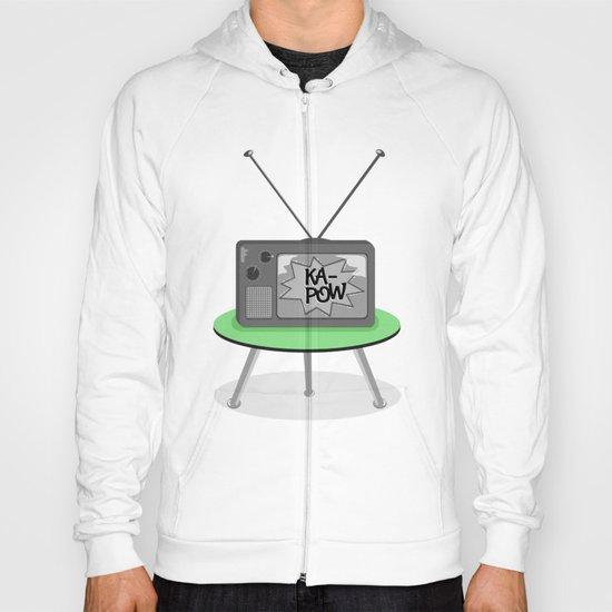 Kapow TV Hoody