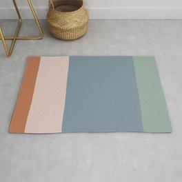 Contemporary Color Block XI Rug
