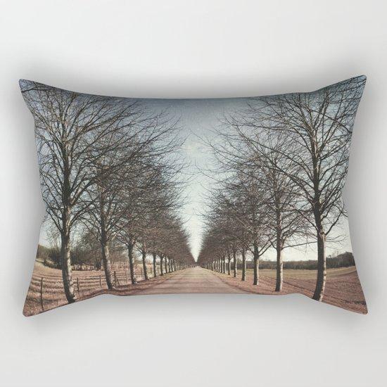 Danish road Rectangular Pillow