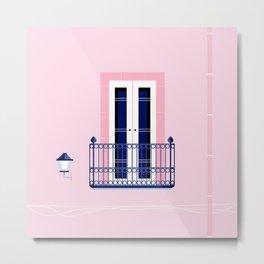 Window of Andalucia | 3 Metal Print