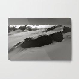 Arctic Ascent Metal Print