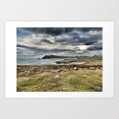 Ireland Calls Art Print