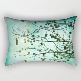 Plane Beauty Rectangular Pillow
