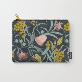 Flora Australis Carry-All Pouch