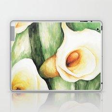 Calla Lilies Laptop & iPad Skin