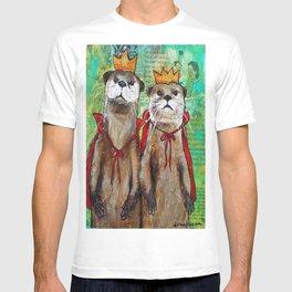 Royal Otters T-shirt