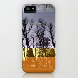 Trip on series #1 iPhone Case