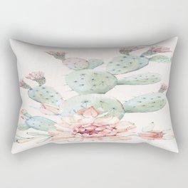 Cactus 3 #society6 #buyart Rectangular Pillow