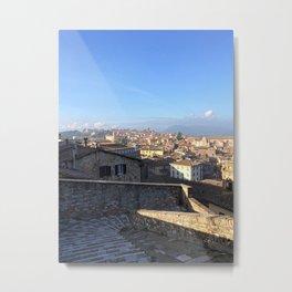 Tuscan Sun Metal Print