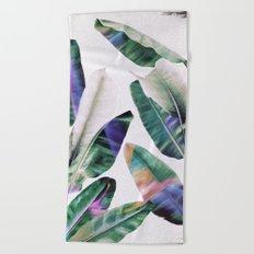 tropical #1 Beach Towel