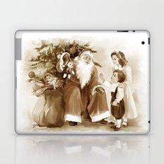 Christmas holiday Laptop & iPad Skin