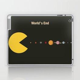 World's End Laptop & iPad Skin