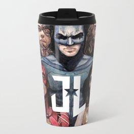 Heroes Metal Travel Mug