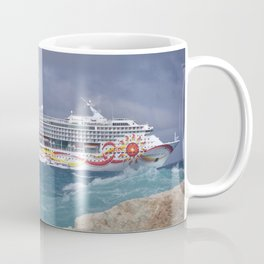 Norwegian Sun - Great Stirrup Cay Coffee Mug