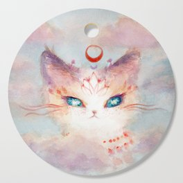 Stargazer Cat : Vision Seeker Cutting Board