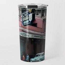 La Floridita Travel Mug