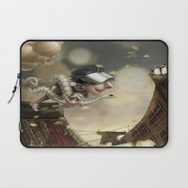 """""""Mission Impossible"""" Laptop Sleeve"""