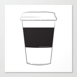 Morning Necessity Canvas Print