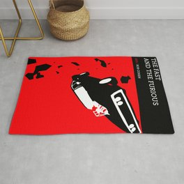 The Fast and the Furious Rug