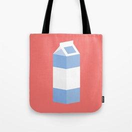 #90 Milk Carton Tote Bag