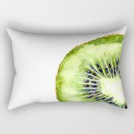Kiwi Slice Rectangular Pillow