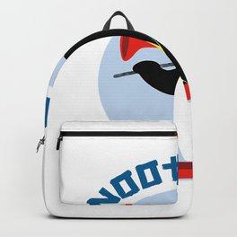 Pin-gu penguin No-ot noot noot halloween costume T-Shirt Backpack
