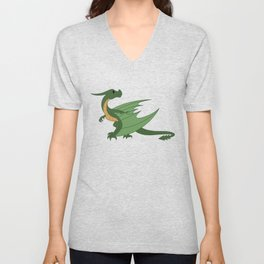 Wyvern Unisex V-Neck