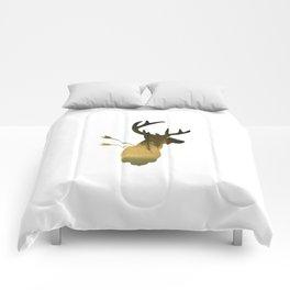 Weeping Deer Comforters