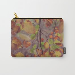 Falling Leaves II Carry-All Pouch