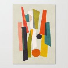 Sticks and Stones Canvas Print