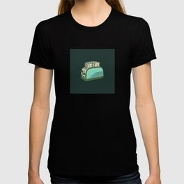 Money Toaster T-shirt