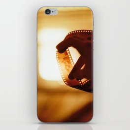 Film and Light iPhone Skin