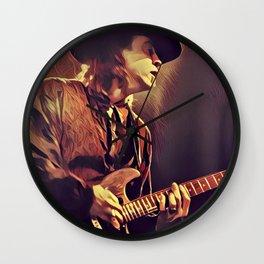 SRV - Graphic 2 Wall Clock