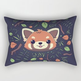 Pandalove Rectangular Pillow
