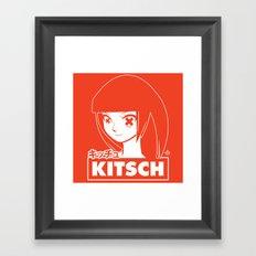Kitsch Framed Art Print